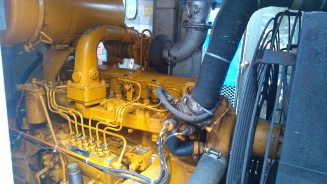 Máy phát điện Komatsu 125kva